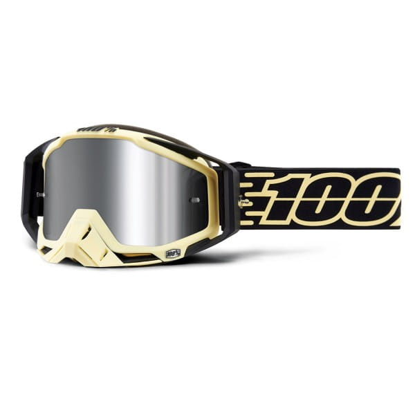 Racecraft Plus Goggle injected mirror lens - Jiva