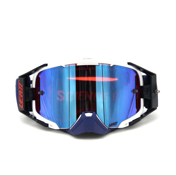 Velocity 6.5 Iriz Goggle anti fog Mirror lens - Königsblau