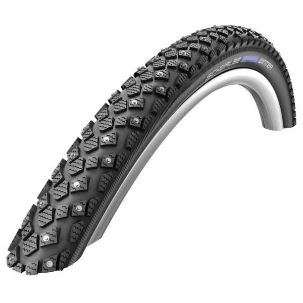 Marathon Winter Clincher Tire - 20x1.60 Inch - RaceGuard - Reflex - black