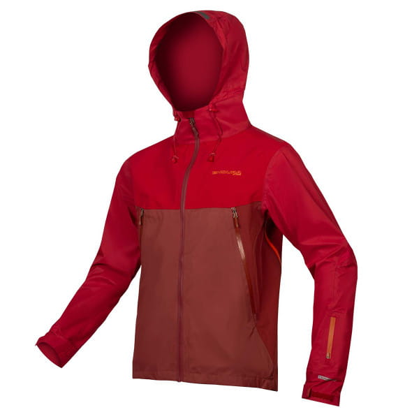 MT500 Wasserdichte Jacke - Rot