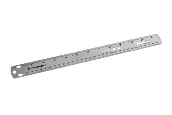 Speichenlineal (messbare max. Länge: 300 mm)