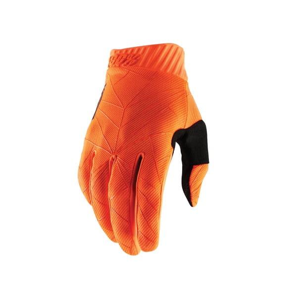 Ridefit Handschuh - Orange/Schwarz