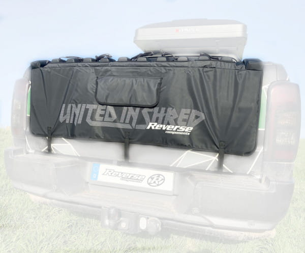 """""""United in Shred"""" Pickup Tailgate Pad"""