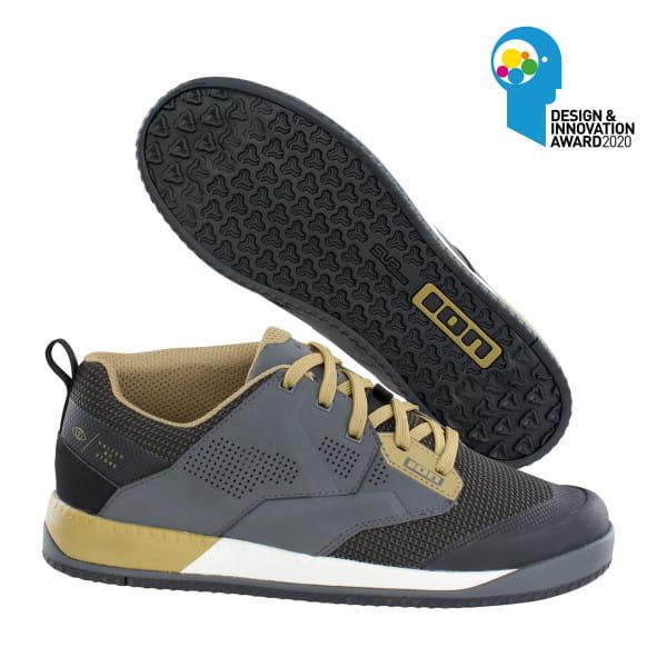 Scrub AMP Flatpedal Schuhe - Grau/Beige