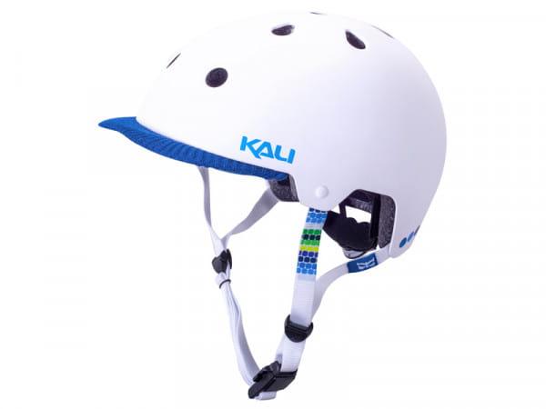Saha Commuter Dirt/BMX Helm - Weiß