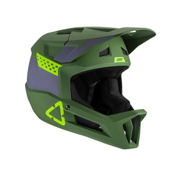DBX 1.0 DH Helm - Grün
