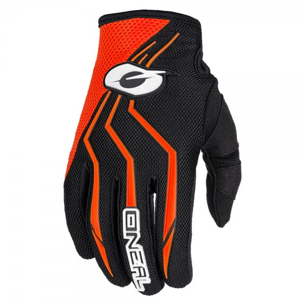 Element Glove Handschuh - black/orange - 2018