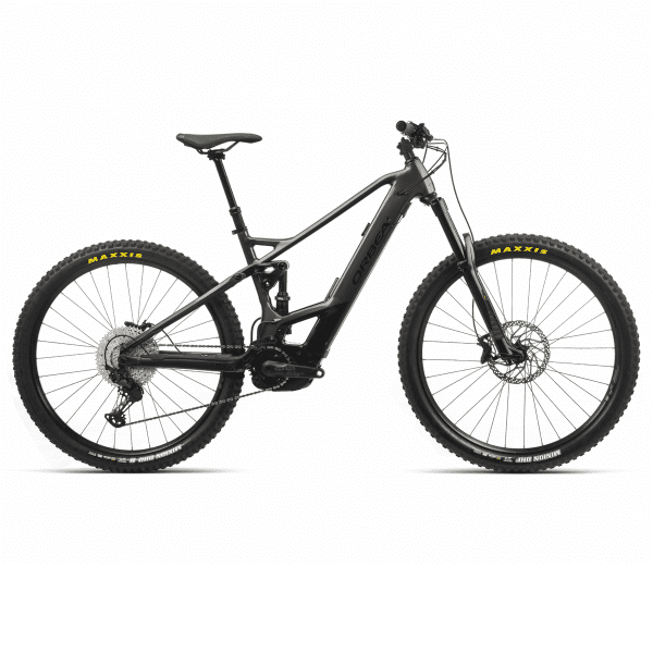 Wild FS H30 - Schwarz/Grau - 2020