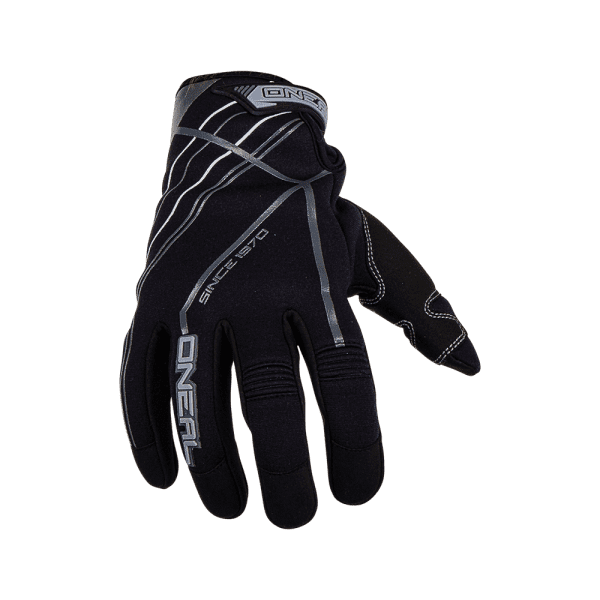 Winter Glove Handschuh Black/Gray