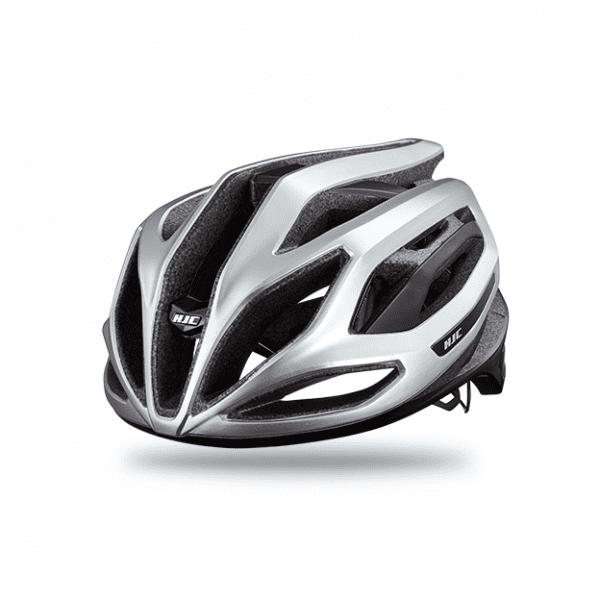 H.sonic bike helmet - matt silver