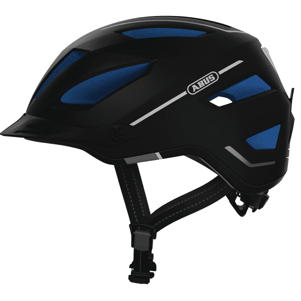 Pedelec 2.0 Fahrradhelm - Schwarz/Blau