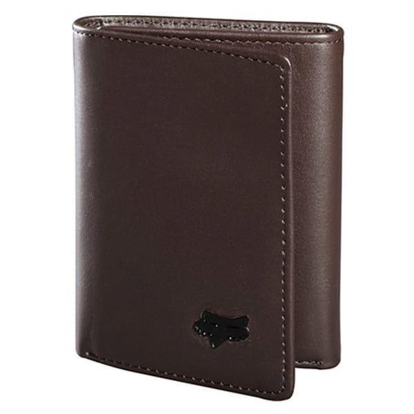 Trifold Wallet - Brown
