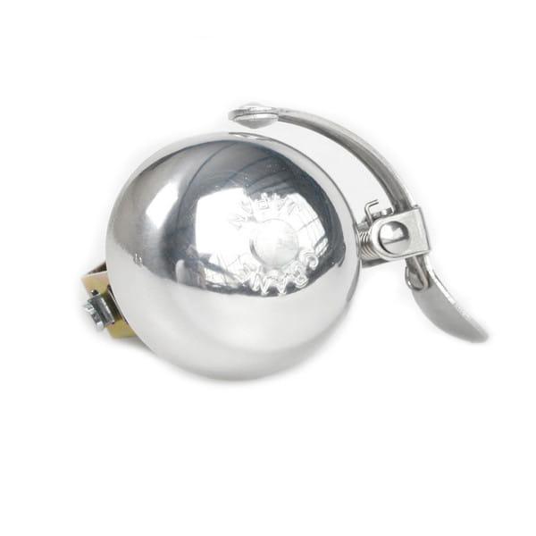 Sakura Klingel - Lenkerklemmung - Silber poliert