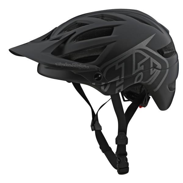 A1 MIPS - Helm - Classic Black - Schwarz