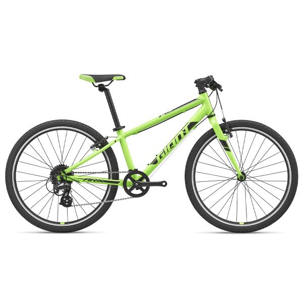 ARX 24 inch children's bike - green