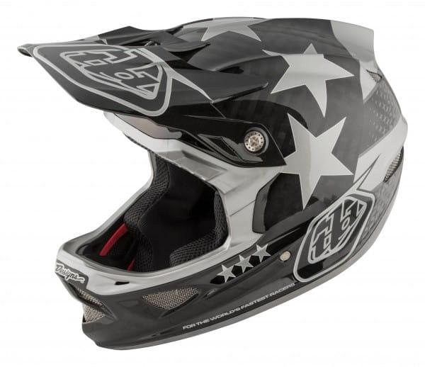 D3 Helm Mips - Freedom Schwarz/Grau