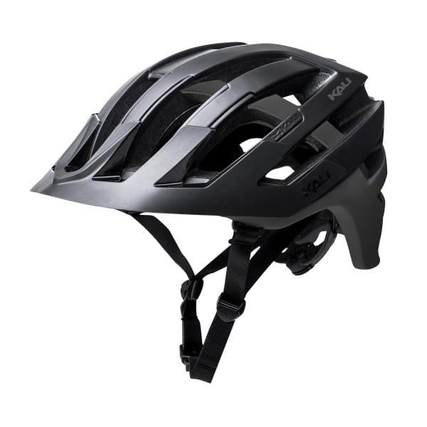 Interceptor Enduro Helm - Black/Grey