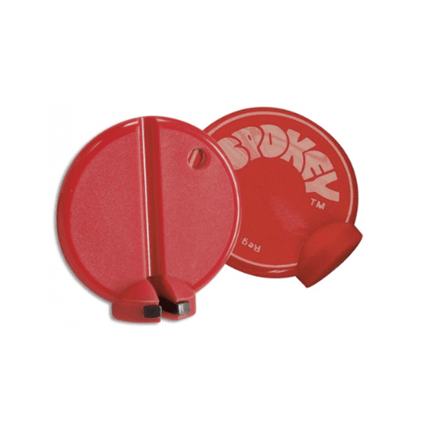 Spokey Standard Nippelspanner - 3,25 mm - Rot