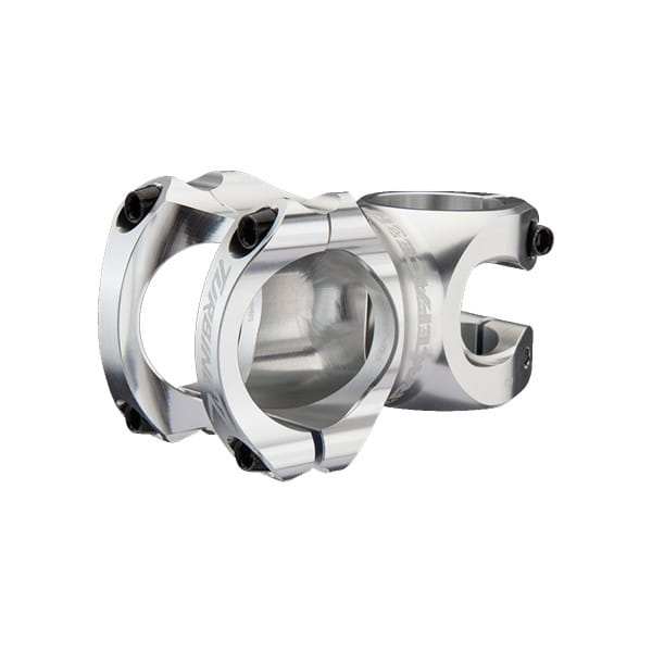 Vorbau TURBINE R 35 0° - Silber