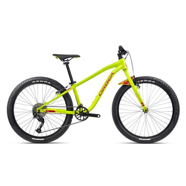 MX 24 Team - 24 Zoll Kids Bike - Gelb/Rot