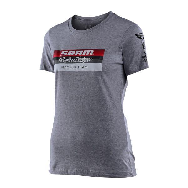 SRAM Racing T-Shirt - Grau