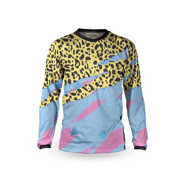 C/S Cult of Shred langärmlig - Shred Leopard