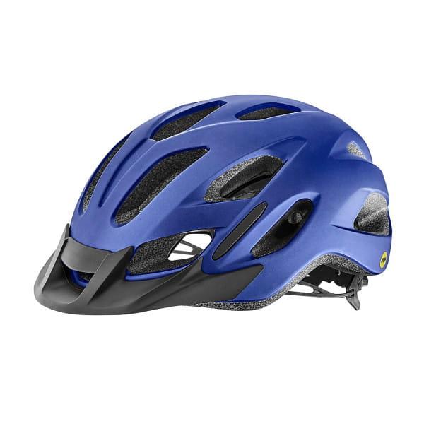 Compel MIPS Helm - Blau matt metallic